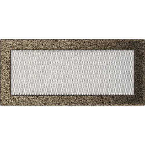 Standartinės Juodas auksas židinio grotelės 17x37