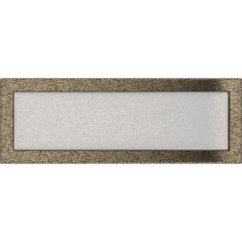 Standartinės Juodas auksas židinio grotelės 17x49