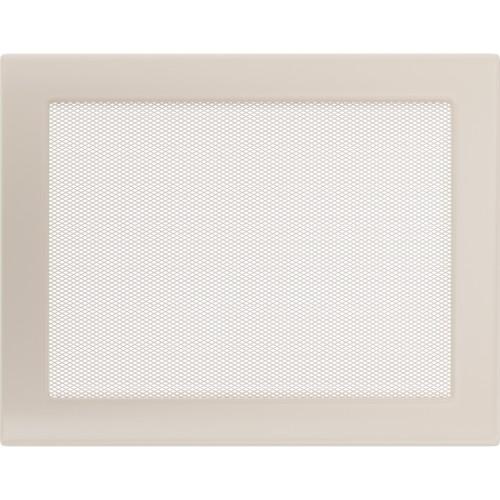 Standartinės kreminės židinio grotelės 22x30