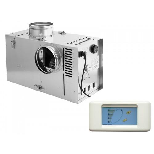 Židinio ventiliatorius DARKO BANAN 2