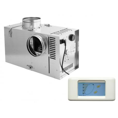 Židinio ventiliatorius DARKO BANAN 3vv