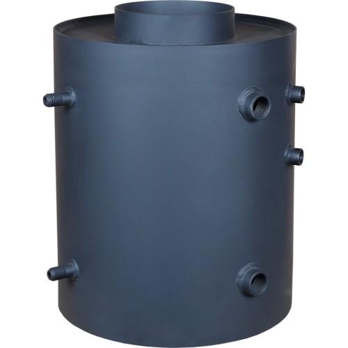 Vandens boileris Kratki Turbodym vertikalus su gyvatuku